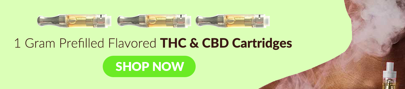 Shop Prefilled Weed Vapes In Canada Online, THC & CBD Pens