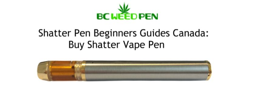 Buy Shatter Vape Pen