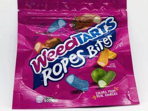 Weed-tarts-ropes-bites-thc-500mg